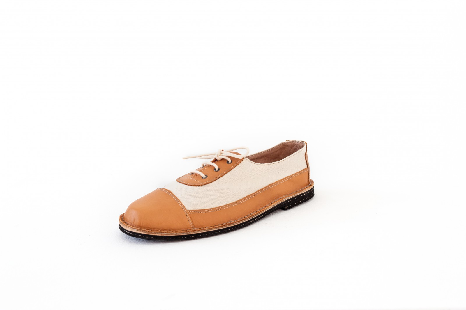 Mallorca porquera shoe for men - brown